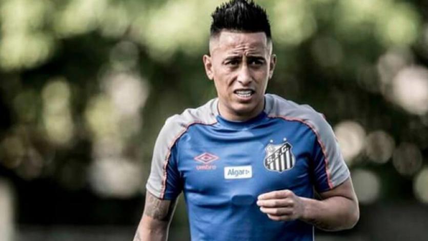 Santos libera a Christian Cueva por asuntos familiares