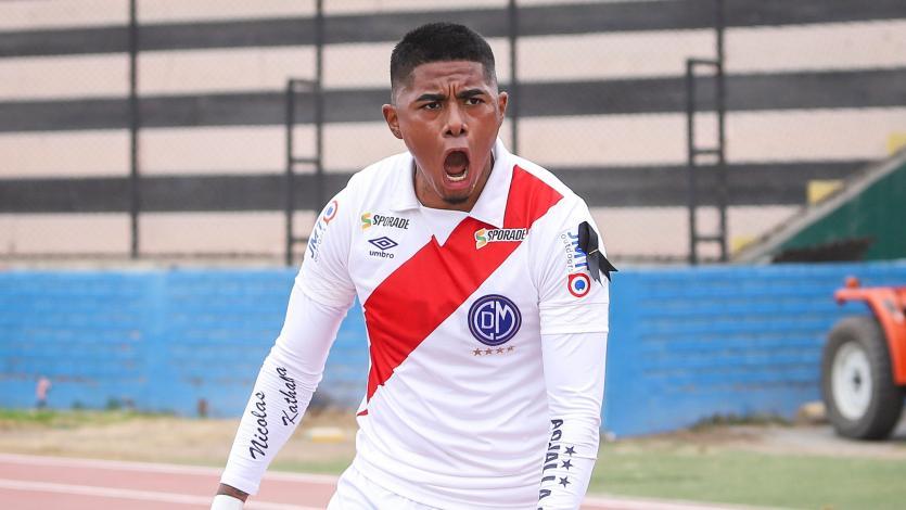 """Erinson Ramírez: """"Lo hablamos con el equipo y conseguimos ese objetivo"""" (VIDEO)"""