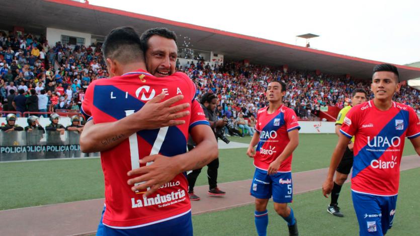 Carlos A. Manucci goleó a Cienciano y clasificó a la final de ascenso