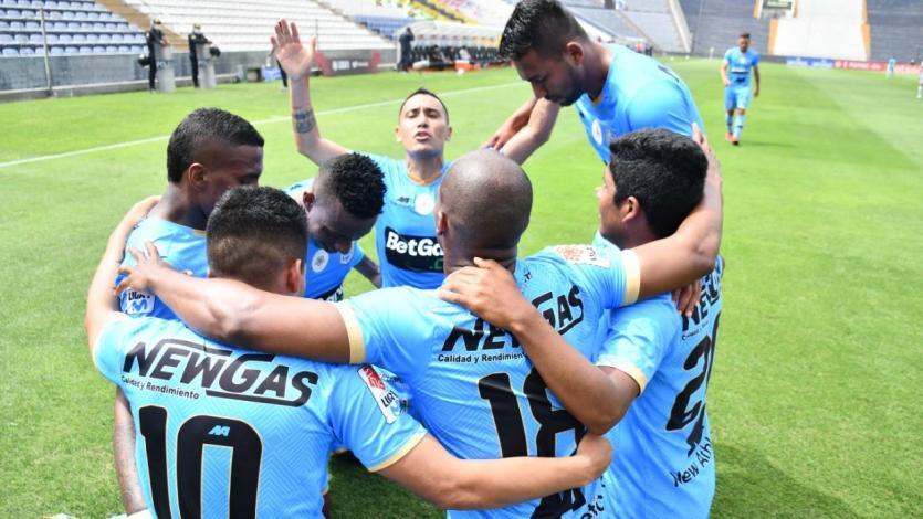 Liga1 Movistar: Deportivo Binacional acabó con su mala racha tras vencer por 2-0 a la San Martín (VIDEO)