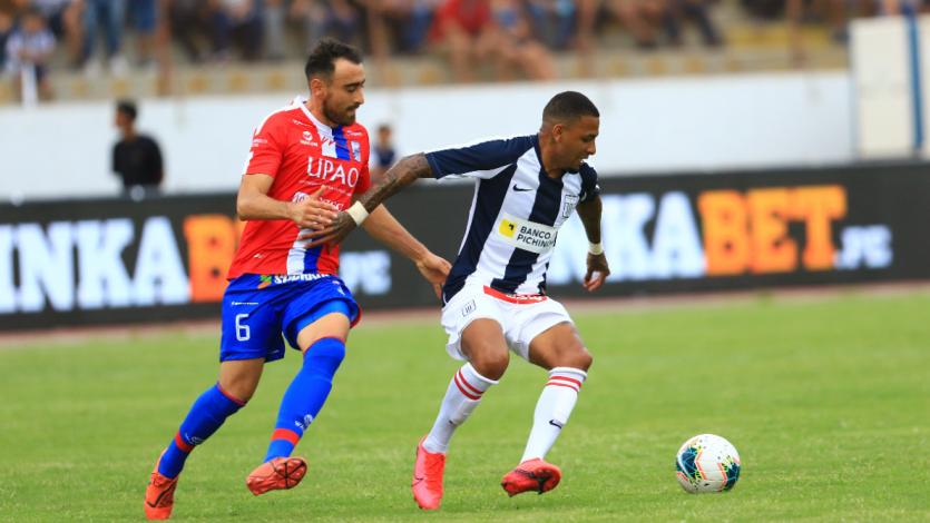 Liga1 Movistar: Alianza Lima rescató un empate en su visita a Carlos A. Mannucci (VIDEO)