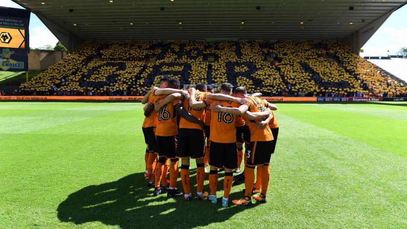 Wolverhampton asciende a la Premier League