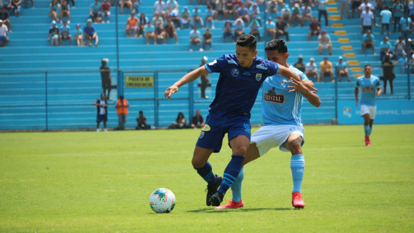 Carlos Stein sorprendió como visitante y se quedó con la victoria frente a Sporting Cristal