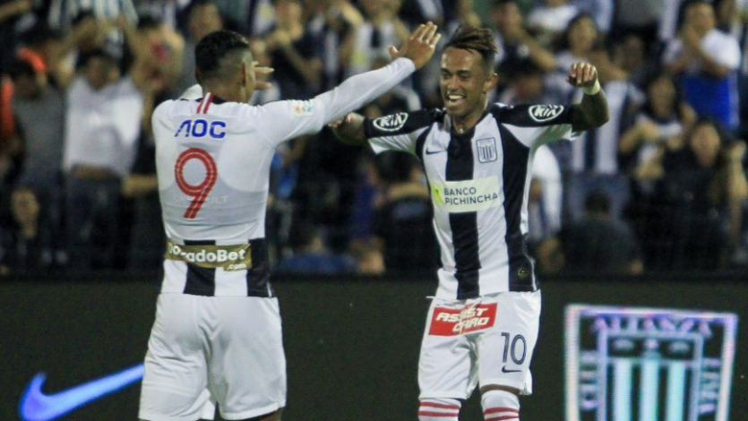 Joazhiño Arroé sobre Alianza Lima: