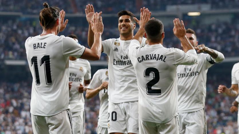 La Liga: Real Madrid se impuso por 4-1 ante el Leganés
