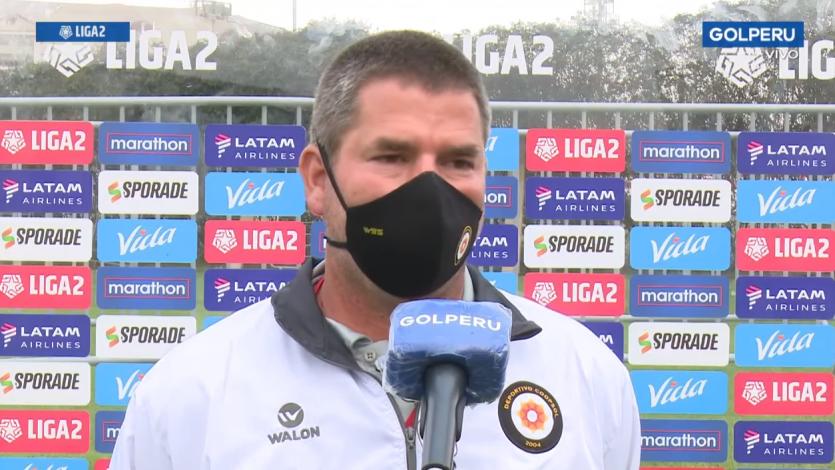"""Francisco Melgar: """"Hay que alinearnos rápido porque es un torneo corto"""" (VIDEO)"""