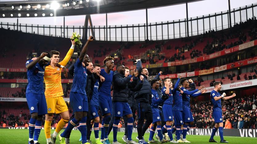 Chelsea consiguió una agónica victoria frente al Arsenal por la Premier League