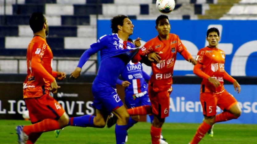 Liga1 Movistar: con dos hombres menos, César Vallejo empató 1-1 contra Carlos A. Mannucci