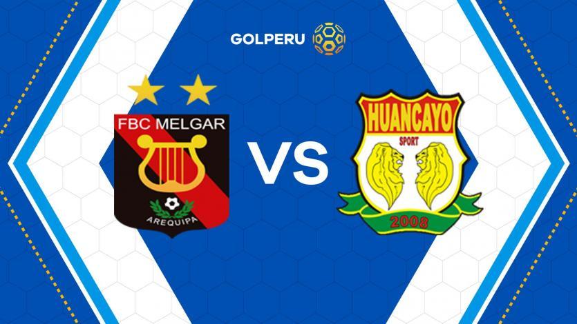 Melgar enfrenta a Sport Huancayo en Arequipa