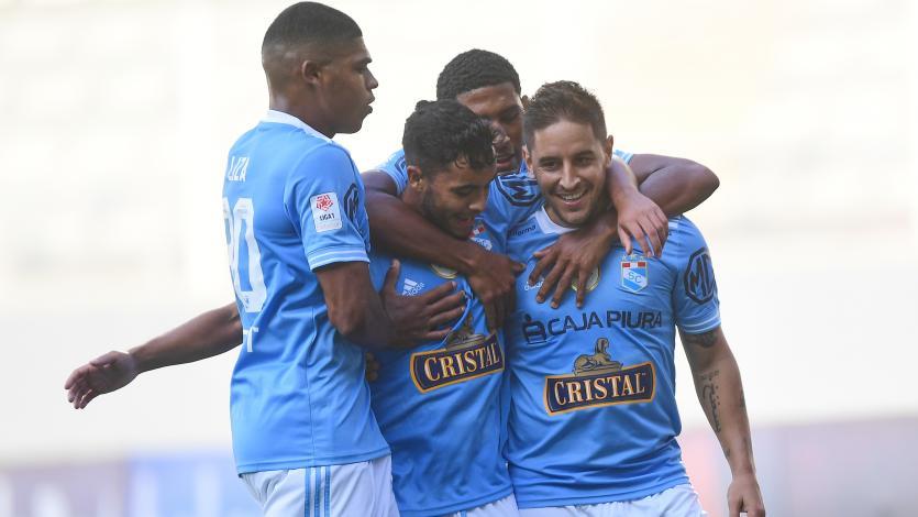 Copa Sudamericana: conoce la fecha y hora de los partidos de Sporting Cristal ante Arsenal