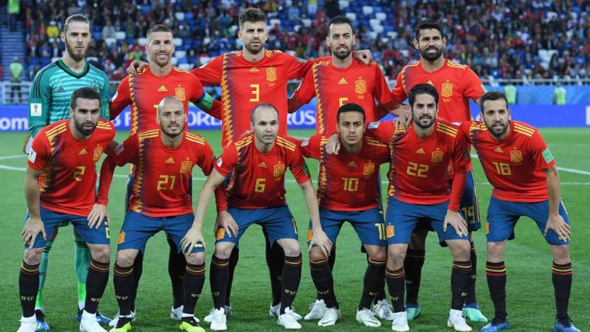 La Selección Española presentó varias sorpresas en su convocatoria