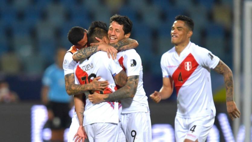 Selección Peruana ascendió cinco puestos en último ranking FIFA