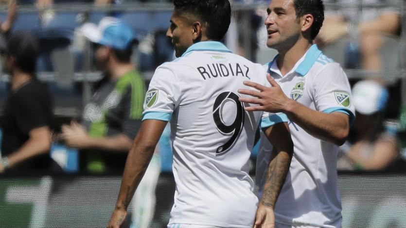 Raul Ruidiaz: