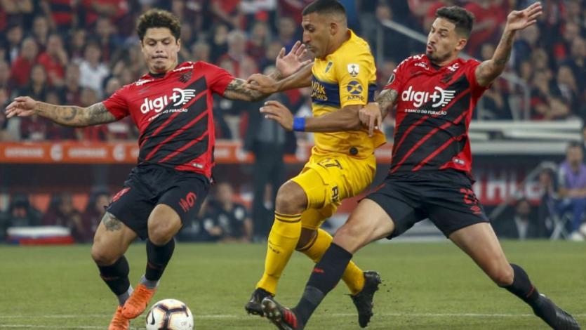 Copa Libertadores: Boca Juniors superó a Atlético Paranaense y se metió a cuartos de final (VIDEO)