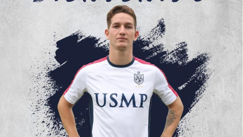 Universidad San Martín fichó al delantero argentino Marcelo Olivera
