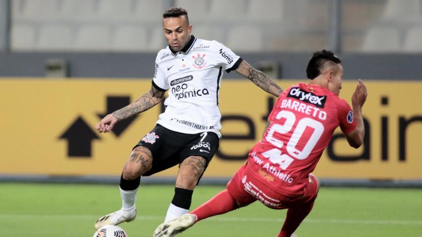 Copa Sudamericana: Sport Huancayo perdió 0-3 ante Corinthians por la tercera fecha del grupo E
