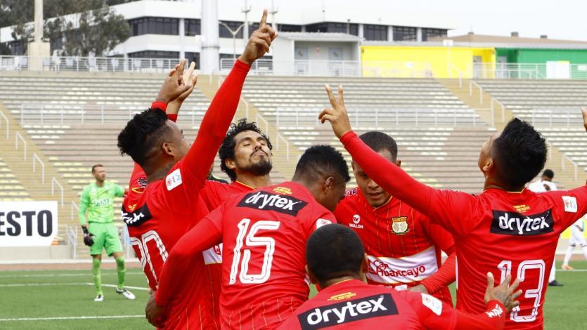 Liga1 Movistar: Sport Huancayo remontó en lo último y venció por 4-3 a San Martín