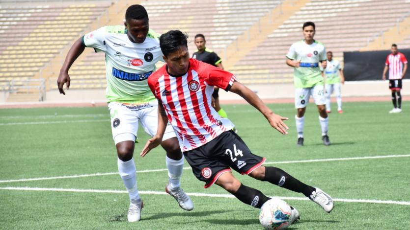 Liga2: Unión Huaral empató 5-5 con Pirata FC por la tercera jornada