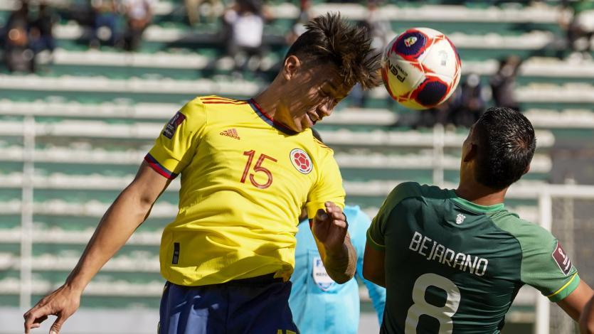 Eliminatorias Sudamericanas: Bolivia igualó 1-1 ante Colombia por la fecha 9