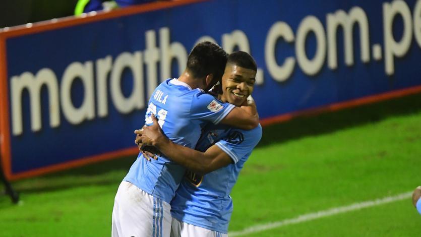 Liga1 Betsson: Sporting Cristal goleó 4-1 a Cusco FC por la fecha 8 de la Fase 2 (VIDEO)