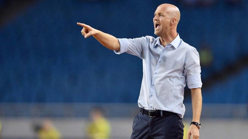 Jordi Cruyff dejó de ser entrenador de la Selección de Ecuador