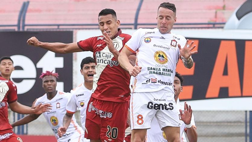 Liga1 Betsson: Ayacucho FC empató 1-1 ante Universitario de Deportes (VIDEO)