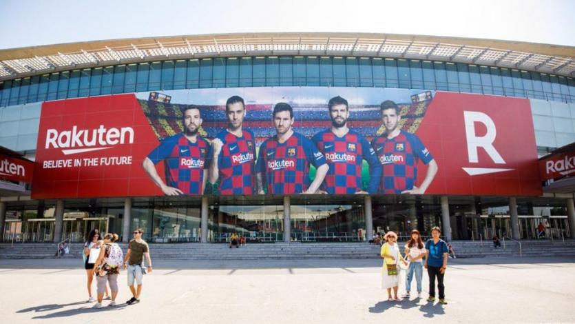 Hinchas de Barcelona podrán ser parte de la fachada del Camp Nou