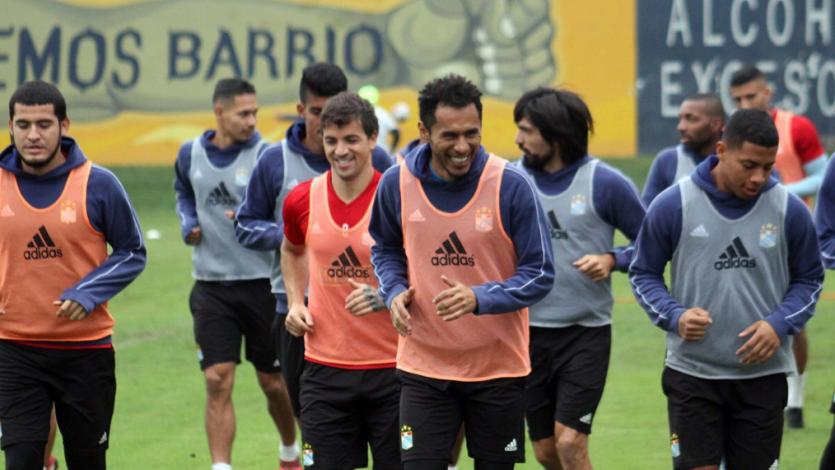 Sporting Cristal afinó detalles antes de viajar a Huanta