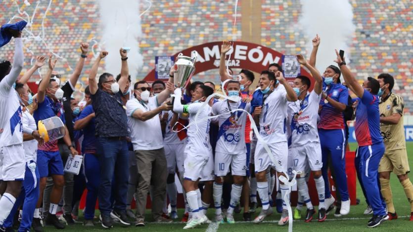Liga2: Alianza Atlético derrotó 2-1 a Juan Aurich y retornó a Primera División luego de tres temporadas