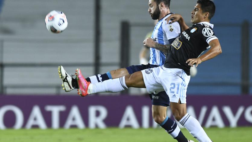 Copa Libertadores: Sporting Cristal cayó 2-1 en su visita ante Racing Club