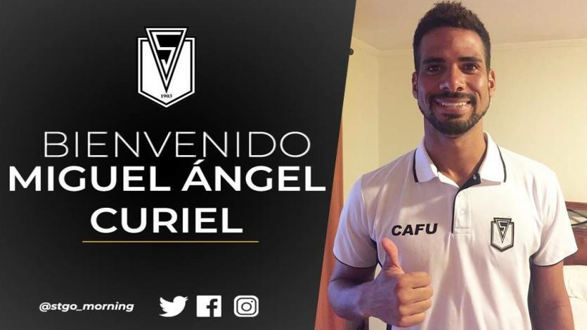 Miguel Curiel incursionará en la segunda división chilena