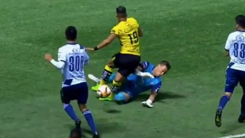 ¡Terrible! Ray Sandoval sufrió una gravísima lesión en México