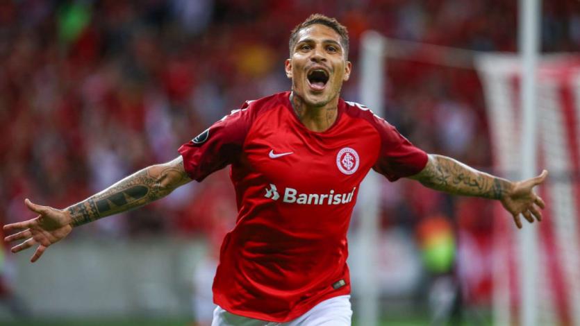Internacional vs. Cruzeiro: Paolo Guerrero será titular esta noche por la semifinal de la Copa Brasil