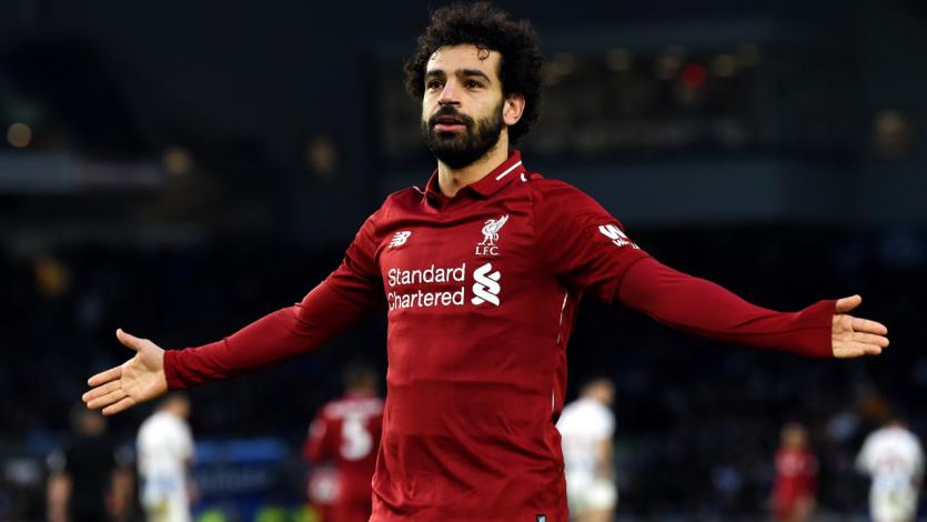 Mohamed Salah le da una nueva victoria al Liverpool