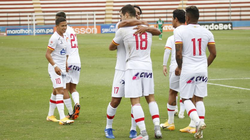 Liga2: Atlético Grau triunfó 1-0 ante Unión Huaral por la fecha 11 de la Fase 1 (VIDEO)