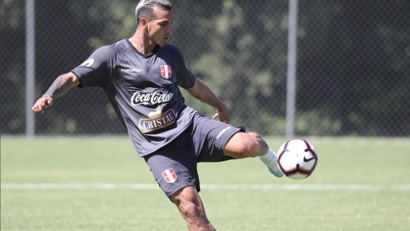 Selección Peruana entrenó previo al duelo amistoso frente a Brasil