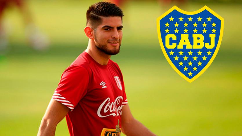 Carlos Zambrano tendría todo acordado para ser nuevo jugador de Boca Juniors