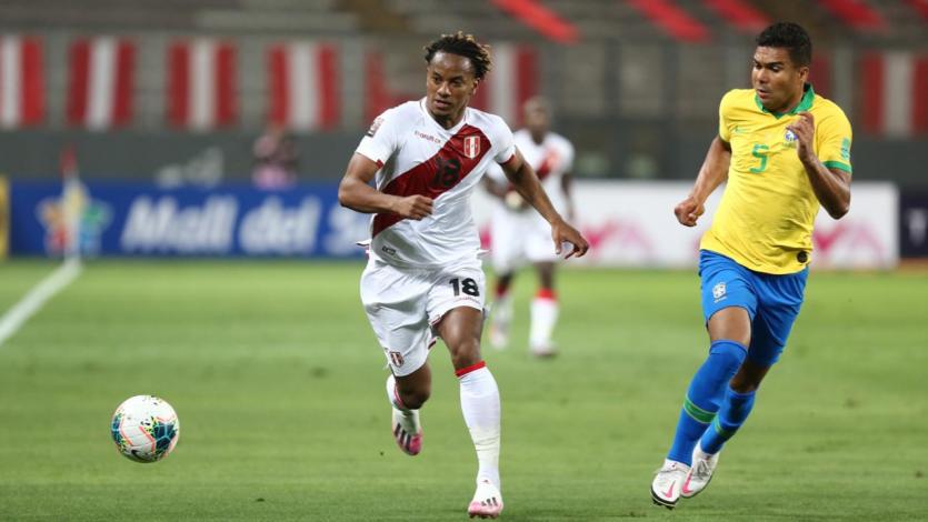 Clasificatorias Sudamericanas: Perú perdió 4-2 ante Brasil por la fecha 2