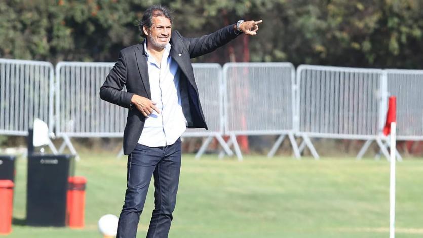"""Franco Navarro: """"Con tristeza y bronca porque estábamos ilusionados con pasar a los cuartos de final"""" (VIDEO)"""