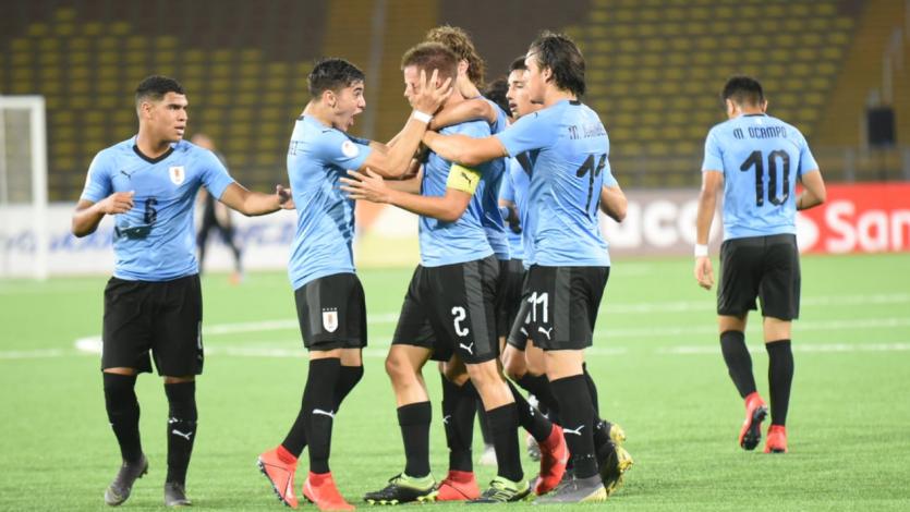 Sudamericano Sub 17: Uruguay y Paraguay no se sacaron diferencias