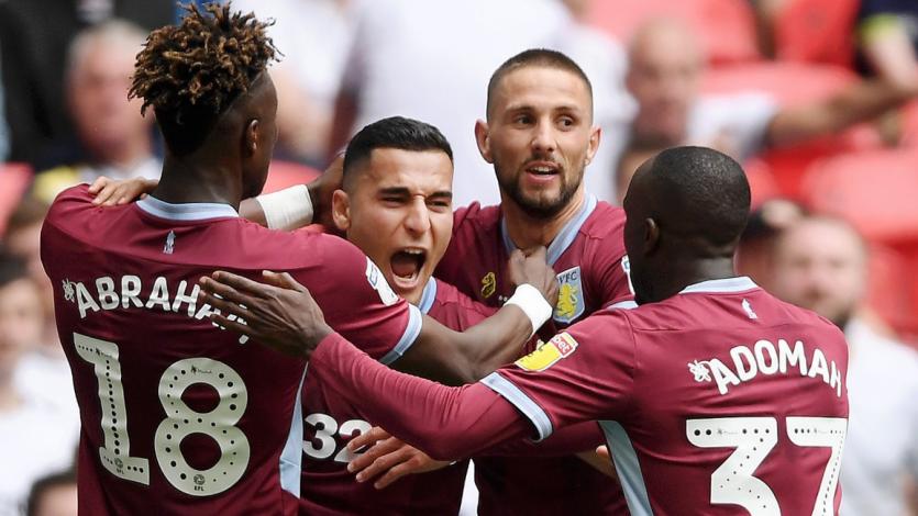 Aston Villa vuelve a la Premier League luego de tres temporadas