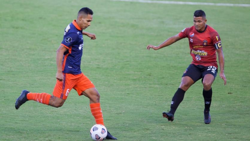 Copa Libertadores: César Vallejo cayó 2-0 ante Caracas y fue eliminado del torneo (VIDEO)