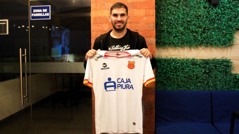 Liga2: Atlético Grau oficializó el fichaje de Germán Pacheco