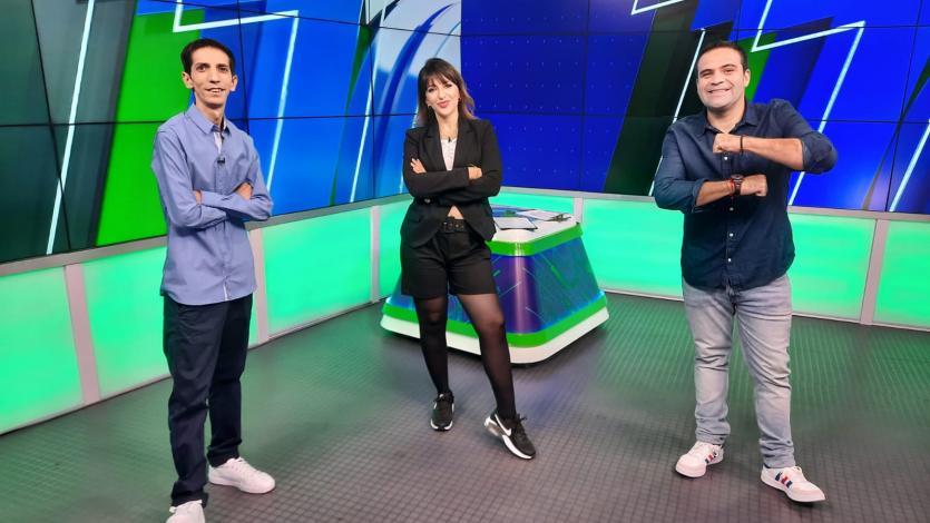 """""""Hoy se estrenó 10 x 10, el nuevo programa de GOLPERU"""""""