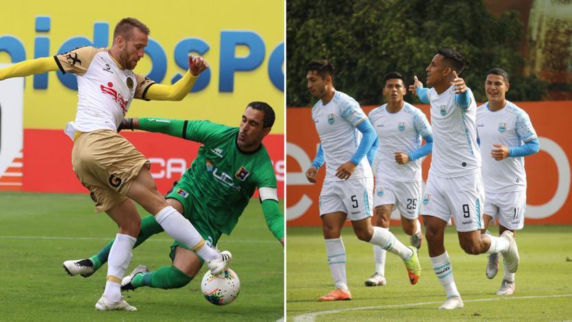 Liga1 Movistar: Cusco FC y Deportivo Llacuabamba miden fuerzas por la fecha 14 de la Fase 1