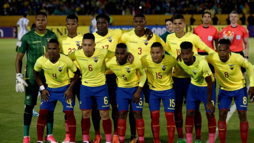 Ecuador presentó lista de 23 convocados para la Copa América 2019