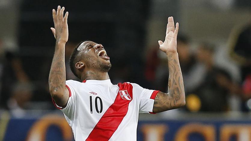 Perú vs Nueva Zelanda: Jefferson Farfán, el más peligroso
