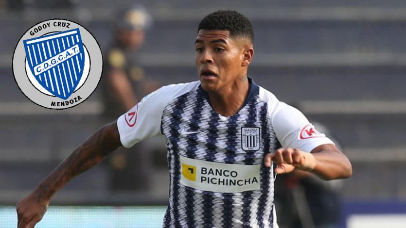 Wilder Cartagena llegará a Mendoza para sumarse a las filas de Godoy Cruz