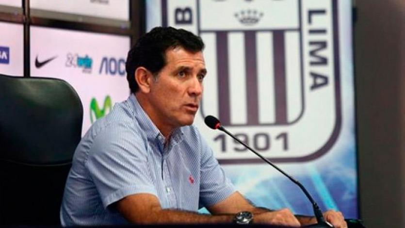 Alianza Lima: Gustavo Zevallos se refirió a la posibilidad de retorno de Gabriel Costa