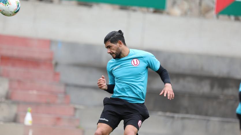 Liga1 Movistar: Universitario de Deportes completó su décimo día de entrenamiento